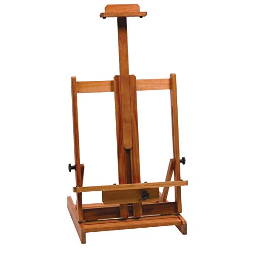 Jack Richeson Lyptus Wood Table Top Easel