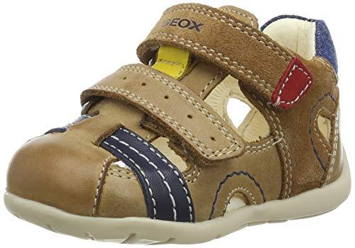 Geox Baby Jungen B KAYTAN A , Braun (Caramel C5102), 19 EU