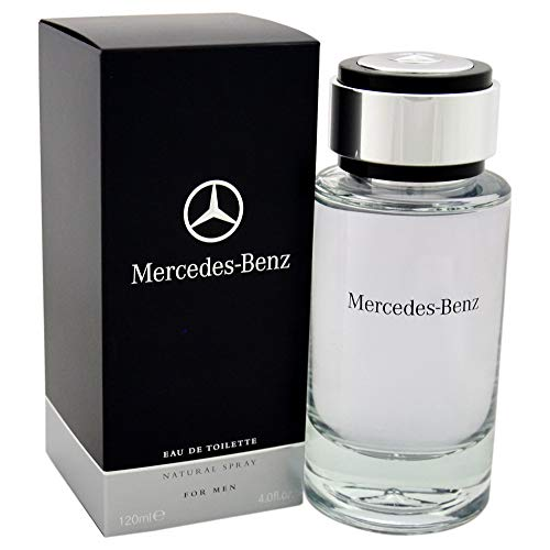 Mercedes-Benz For Men Eau de Toilette Natural Spray 120 ml
