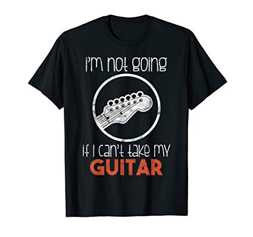 Gitarre T-Shirt Jugend Gitarrist Instrument Geschenk Idee
