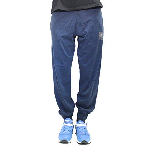 Converse J Pant Logo LD Loose Fit - Night Navy - Damen Hose, 6SD511A, Blau, 6SD511A L