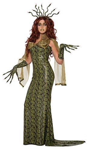 Forum Novelties Women's Standard Medusa, As As Shown One Size