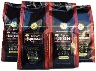 コーヒー豆 クラシカルコーヒーロースター 100% アラビカ 豆 カフェエスプレッソ 2kg combo set 500g×4袋セット 豆のまま