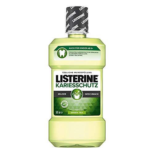 LISTERINE Kariesschutz Mundspülung 500 ml Lösung