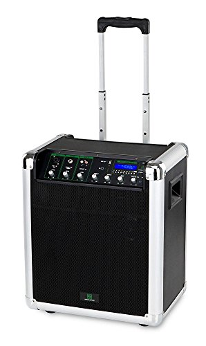 Pronomic PPA10M Akkubox (Mobiler Trolley mit 10