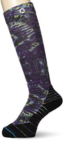 Stance Damen Cat Track Socken, Multi, S