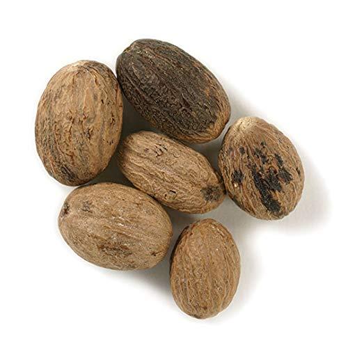 Max 64% OFF Frontier Co-op Nutmeg Whole Kosher Myristica Bag lb. 1 100% quality warranty! Bulk