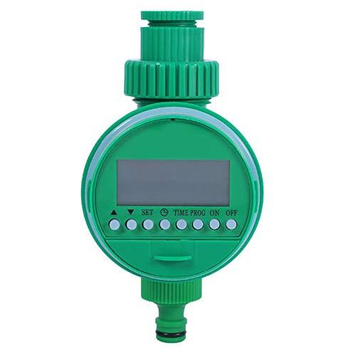 Festnight Garden Automatic Water Timer Bewässerungssystem Controller Programmierbarer Schlauchhahn Bewässerungstimer