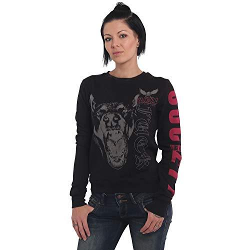 Yakuza Damen Fuck Society Sweater Pullover