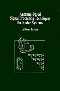 Antenna-Based Signal Processing Techniques for Radar Systems (0890063966) | Amazon price tracker / tracking, Amazon price history charts, Amazon price watches, Amazon price drop alerts