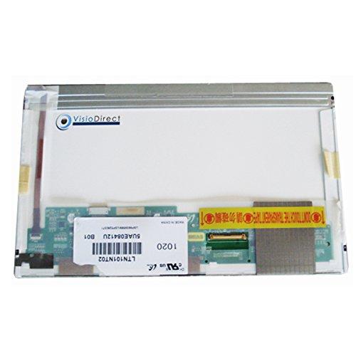 Pantalla 10.1' LED WSVGA 1024x600 para Ordenador portátil HP 509696-037 - Celimia -