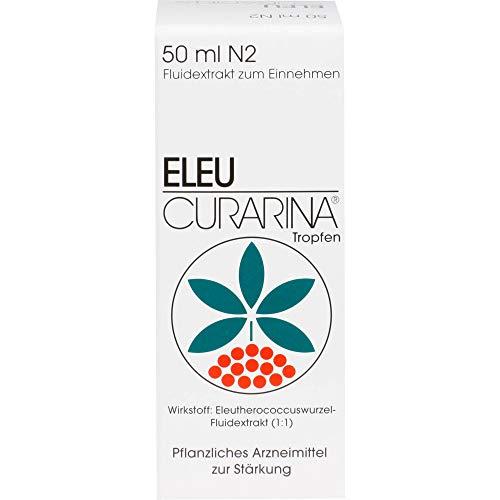 ELEU CURARINA Tropfen zum Einnehmen, 50 ml Lösung