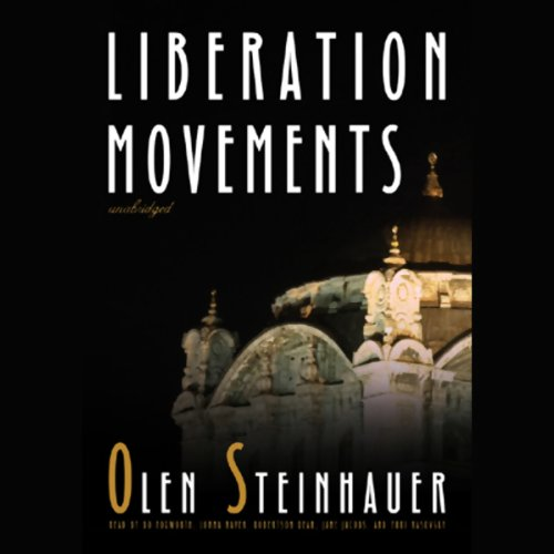 Liberation Movements audiobook cover art