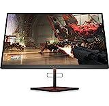 HP OMEN X 25f – MonitorGamingde 25' Full HD (1920 x 1080 a 240Hz, TN, 1ms, HDMI, Antirreflejo, Sincronización Adaptable, Altura e Inclinación Ajustables) Negro
