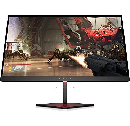 """Oferta de HP OMEN X 25f – MonitorGamingde 25"""" Full HD (1920 x 1080 a 240Hz, TN, 1ms, HDMI, Antirreflejo, Sincronización Adaptable, Altura e Inclinación Ajustables) Negro"""