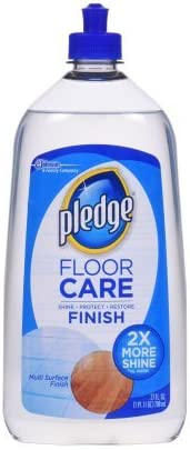 Pledge FloorCare Finish おすすめ Ounces 売り込み 27