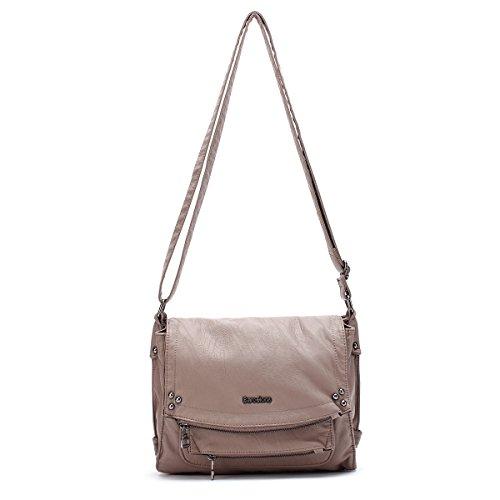 21KBARCELONA 2 durabilità principali comparti Crossbody Bag multi tasche spalla del sacchetto XS160717