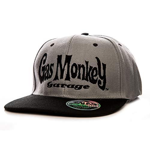 Gas Monkey Garage Officially Licensed - Baseball Cap, Basecap Unisex Baseball Kappen GMG
