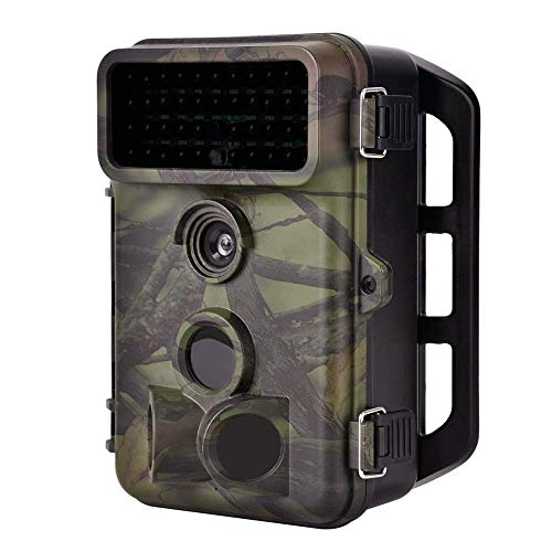 Brushes Hunt Camera HD 1080p 20MP 0.2s Trigger Time Action Activation IP66 Waterproof Outdoor Hunting Monitor Video Camera Long Standby Non-Luminous Night Vision