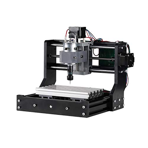 SainSmart Genmitsu CNC 1810-PRO Router Kit GRBL Control 3 Axis Plastic Acrylic PCB PVC Wood Carving...