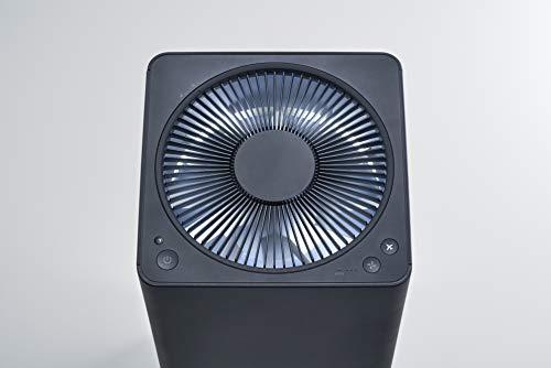 バルミューダ空気清浄機ザ・ピュアダークグレーBALMUDAThePureA01A-GR