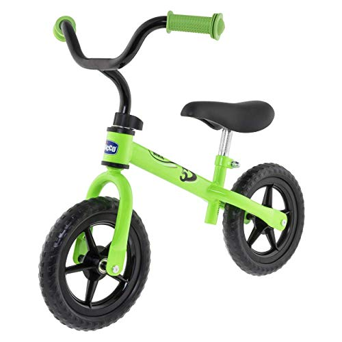 Chicco First Bike Green Rocket - wielen zonder pedalen