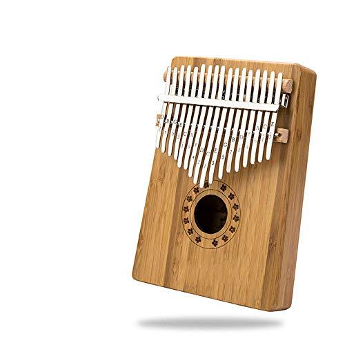 HAIHF Finger Thumb Piano, Carlin Thumb 17-tone vinger piano kalimba vinger harp