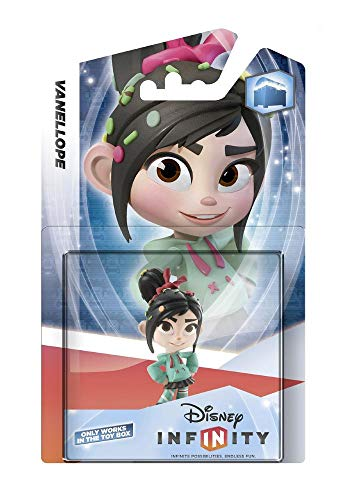NEW und SEALED! Disney Infinity Interactive Game Piece Character Vanellope