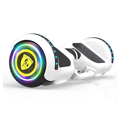 Braiton Hoverboard 6,5 Zoll Elektro Skateboard Für Kinder Und Jugendliche Elektroroller Mit Bluetooth-LED Blinkt...