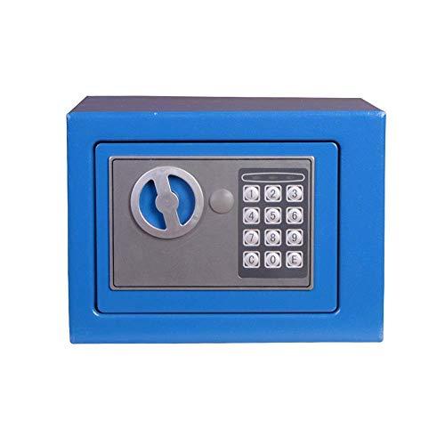 GPWDSN Caja Fuerte de Seguridad Caja Fuerte Digital pequeña Caja...