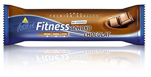 Active Fitness Riegel, Schokolade, 24 x 35g