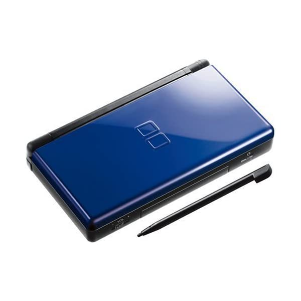 Nintendo DS Lite Cobalt / Black (Renewed)