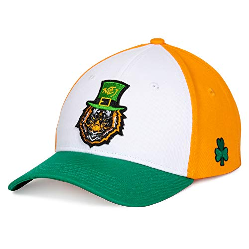 Celtic Tiger NJ St Patrick's Day Hats – Irish Hat for Men and Women – Soft Cotton Orange