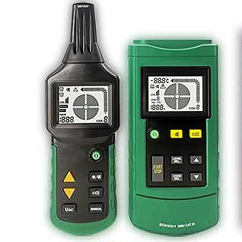 QWERTOUR Escáner de Cable Cable de Metal Material de Pared Escaneador Tester de Cable con Muchas Funciones Diferentes