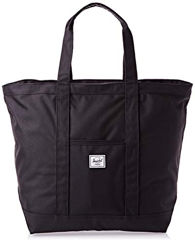 Herschel Bamfield Mid-Volume, Black, One Size