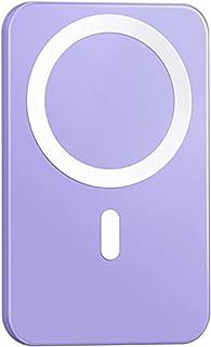 SUYING 15 w magnetisk powerbank 10 000 mah, 20 w Pd snabb mobiltelefonladdare, lämplig för magsäkert externt batteri, komp...