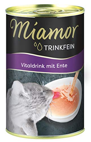 Miamor Trinkfein - Vitaldrink mit Ente 24x135ml
