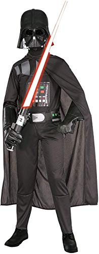 Rubies ST-882848M- Costume Darth Vader pour Enfant, Taille M