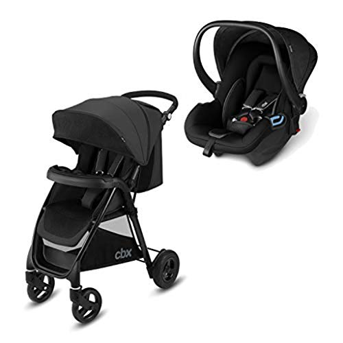 CBX Woya Travelsystem Smoky Anthracite