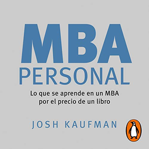 Couverture de MBA Personal [Personal MBA]