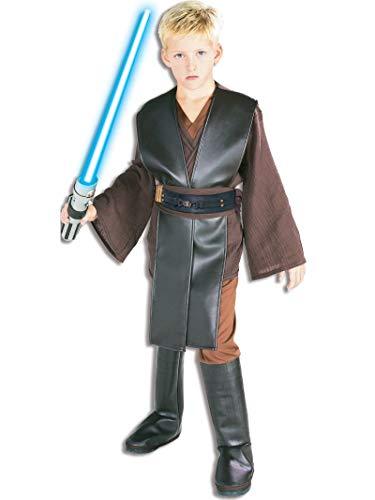 Rubies Deutschland 3 882017 M - Deluxe Anakin Skywalker Kind Größe 128