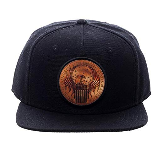 Fantastic Beasts and Where to Find Them Macusa Crest Snapback Casquette De Baseball