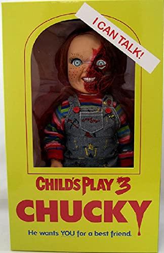 Mezco Child'S Play 3: Chucky Talking...