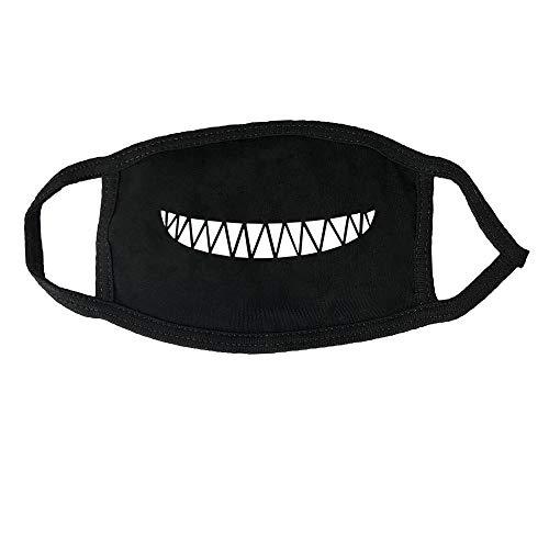 Party Maske Persönlichkeit Gezeiten kreative Parodie lustige Horror Schädel Zähne Zähne Halloween Männer und Frauen Masken