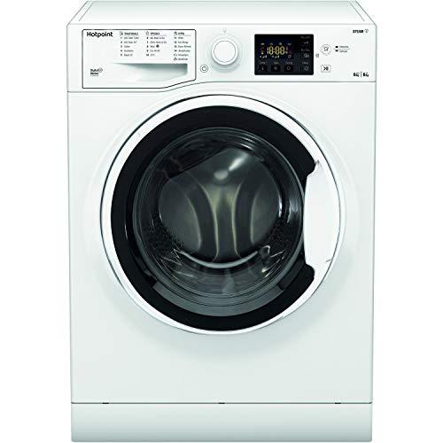 Hotpoint RDG8643WWUKN Futura 8kg Wash 6kg Dry 1400rpm Freestanding Washer Dryer - White