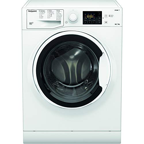Hotpoint RDG8643WWUKN Futura 8kg Wash 6kg Dry 1400rpm Freestanding Washer Dryer - White