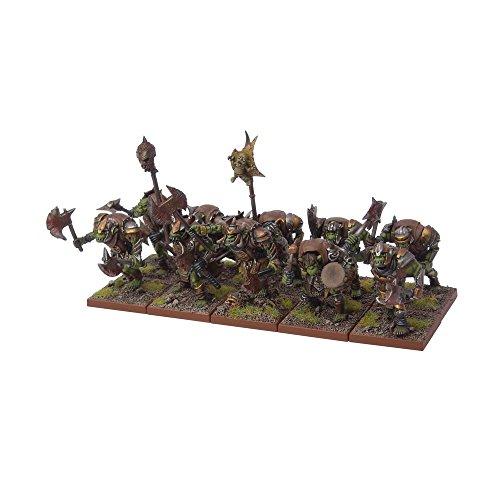 Mantic Games MGKWO12-1 Morax Troop Juego en Miniatura, Multicolor