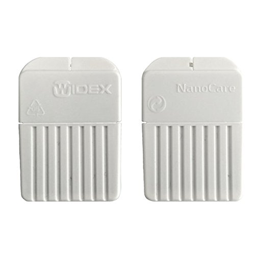 Widex Nanocare Wax Guards - 10 Packs (80 Units)