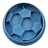 Cuticuter CGPELOTAFUTBOL Cortador de galletas, Azul