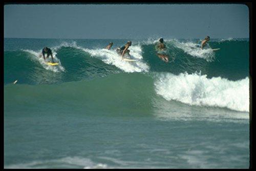 511005 Surf's Up Sri Lanka A4 Photo Poster Print 10x8